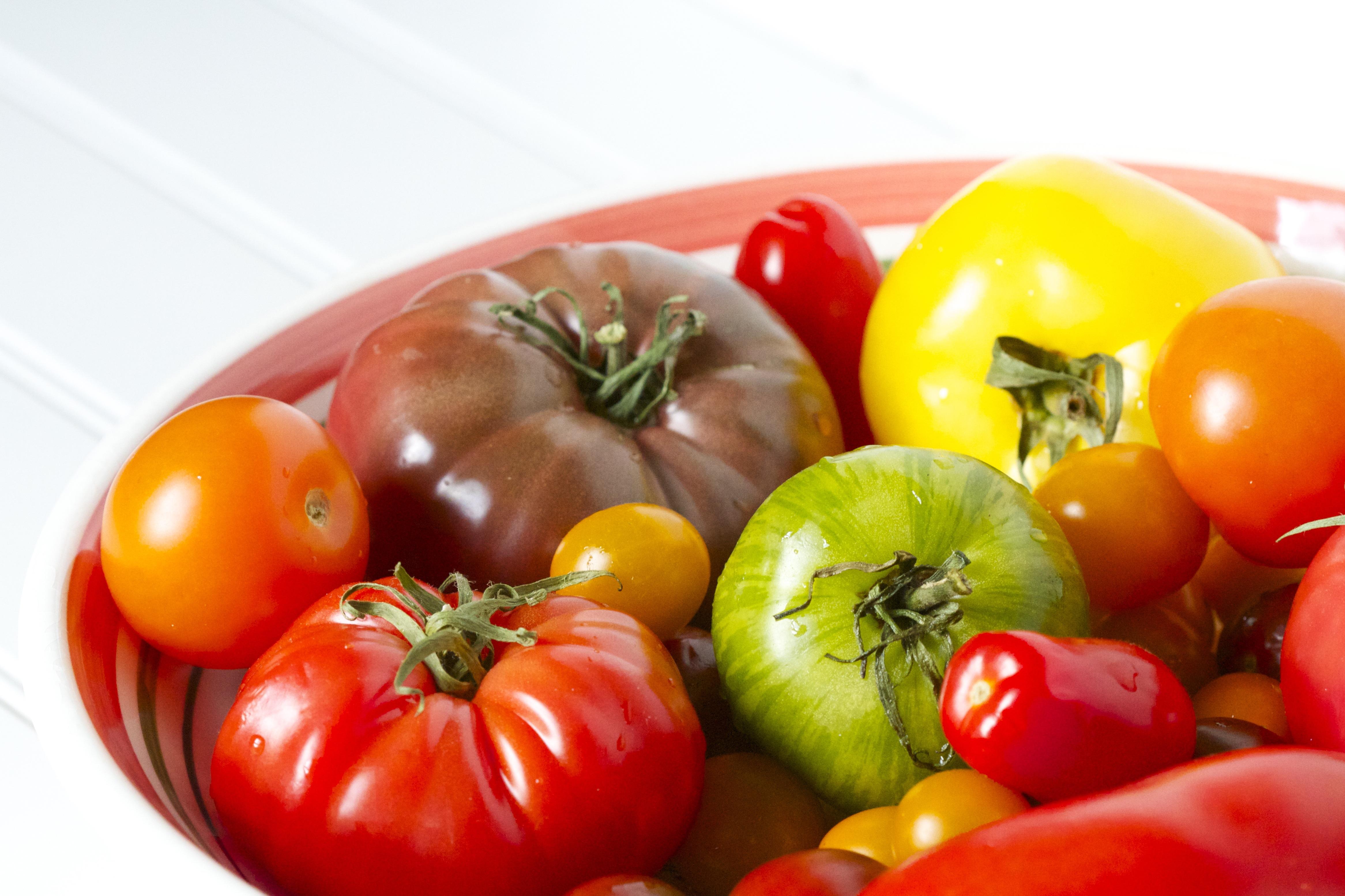 Разные помидоры фото