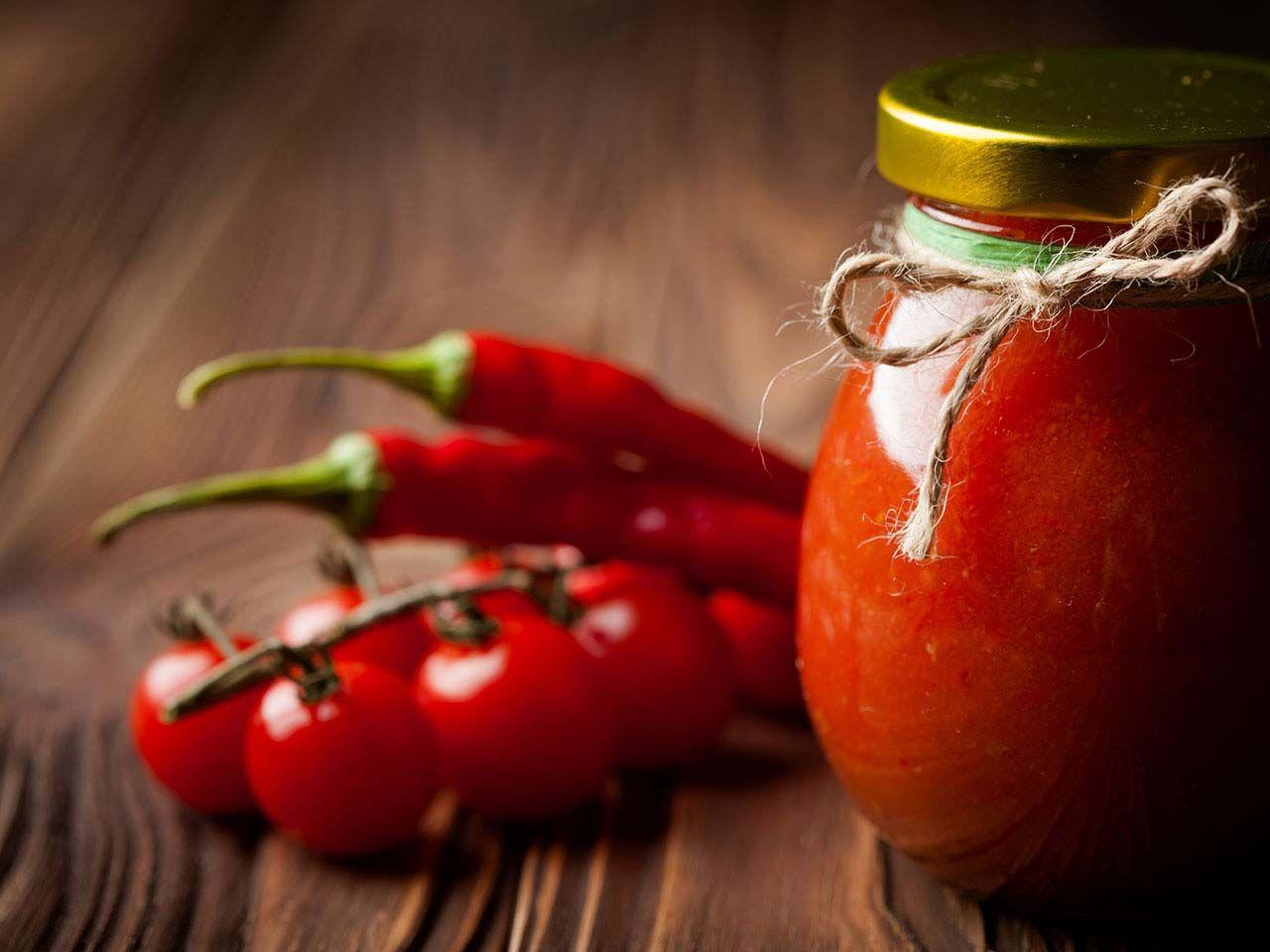 Острые томаты